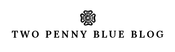 Two Penny Blue Blog
